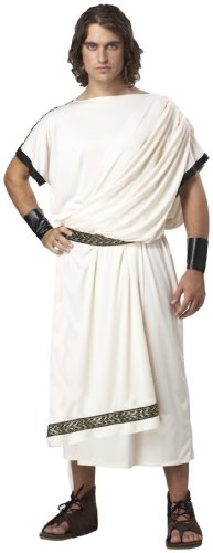 California Costume Collection - Deluxe Classic Toga (Male) Adult Costume