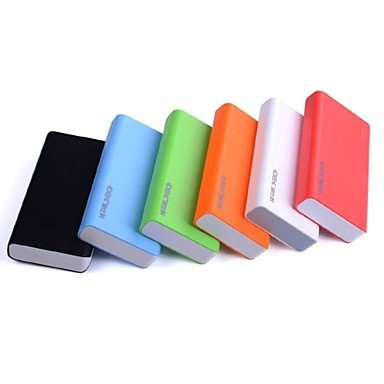 10000mAh Battery Bank External Battery for Mobile Photo