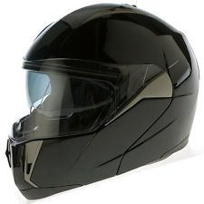 Viper RSV335 Flip Up casque de moto noir