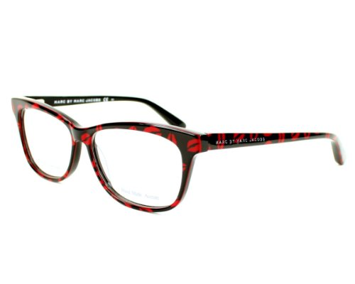 Marc By Marc JacobsMarc by Marc Jacobs frame MMJ 485 0A4 Acetate Red Black
