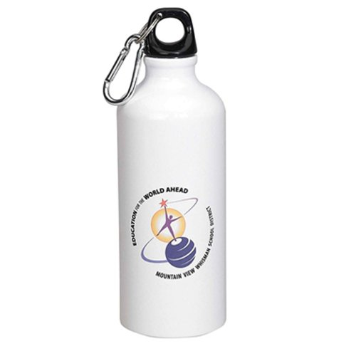 Personalized 22 Oz. Full Color Stainless Steel Water Bottle