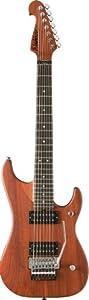 Washburn Signature Series Nuno Bettencourt Series (USA) N7EPNM 7 String Electric Guitar, natural matte
