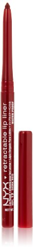 NYX Mechanical Lip Pencil Dark Red
