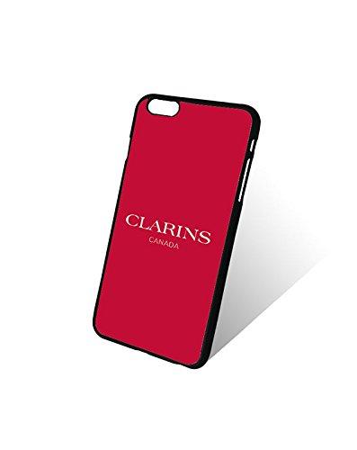 Cute IPhone 6 6s Plus(5.5 inch) Custodia Case Brand Clarins Logo Modello Slim Style Protect Your Phone(Apple IPhone 6s Plus), Clarins Paris Cellulari Anti scivolo Design