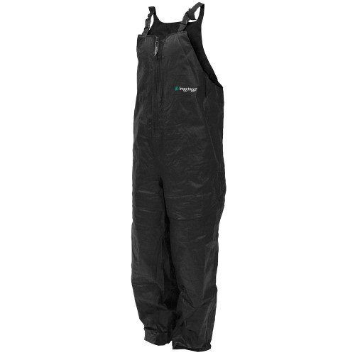 Frogg Toggs Pro Advantage Bibs - Large/Black