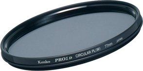 Kenko PRO1 C-Pol Polarised Camera Lens Filter 77mm