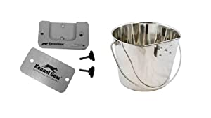 Kennel-Gear 1-Quart Dog Pail
