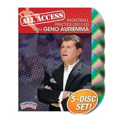 All Access Basketball Practice with Geno Auriemma (2011-2012) (DVD) by Championship Productions