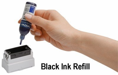 Brother SC2000 Rubber Stamp Ink Refill (Black) (Stamp Brother compare prices)
