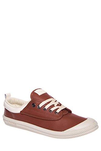 Men's International Leather Low Top Sneaker