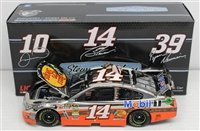 Tony Stewart 2013 Bass Pro Shops 1:24 Nickel Nascar Diecast by Action Racing Collectables
