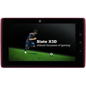 DOMO Slate X3D Gaming Android 4.0 Tablet | White