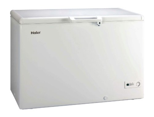 Haier HF09CM10NW Chest Freezer, 8.9 Cubic Feet
