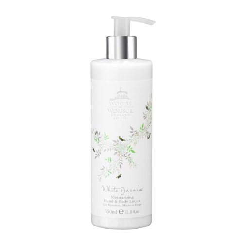 Woods of Windsor Moisturizing Body Lotion for Women, White Jasmine, 8.4 Ounce (Woods Of Windsor White Jasmine compare prices)