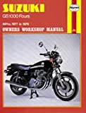 Suzuki GS1000 Four 1977-1979 Haynes Manual