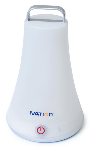 Ivation Super-Bright 16-LED Dimmable Rechargeable