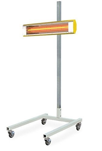 SRU-1615 Medium Wave Infrared Curing System (Curing Heat Lamp compare prices)