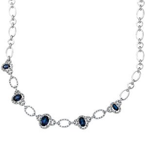 14K White Gold Pendant. Diamond Necklace Semi Mount - 19.05 grams. 100% Satisfaction Guaranteed.