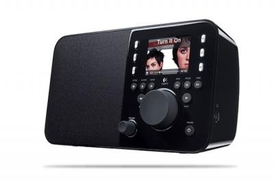 Logitech Squeezebox Radio (Wi-fi式インターネットラジオ)(LANケーブル対応)【ロジテック】【並行輸入版】【送料無料】【国内発送】