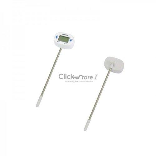 Termometro digitale per alimenti bevande barbeque temperatura 50 C 300 C multiuso sonda cucina