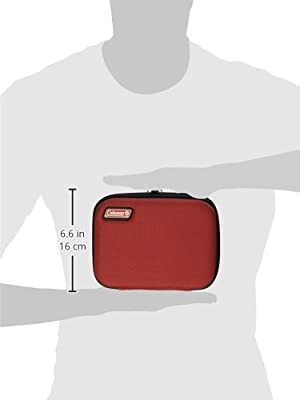 Coleman Expedition 205-Piece All Purpose First Aid Kit for Emergencies at Home, Camping, Car, Workplace, Hiking or Survival