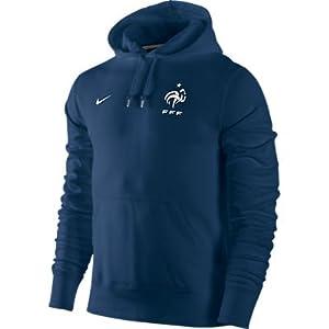 France Navy Hoodie 2012/13