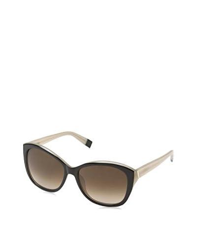 Furla Gafas de Sol Cherie Negro / Beige