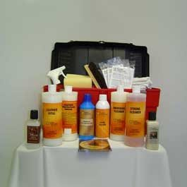 Leather Master - Professional Leather Cleaning Kit 23388