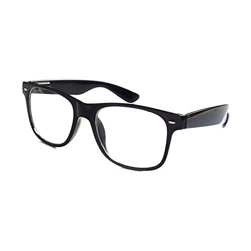 kids-childrens-nerd-retro-oversize-black-frame-clear-lens-eye-glasses-age-3-10