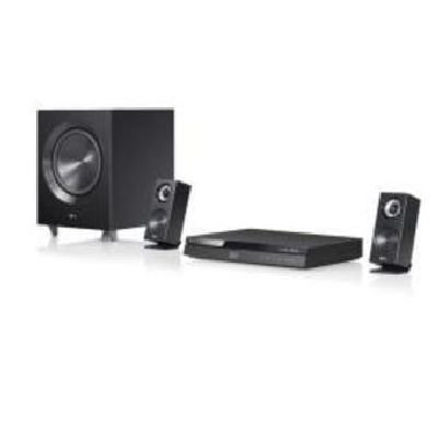 LG BH7220C 3D-Blu-ray 2.1 Heimkinosystem mit WLAN, Smart TV und umfangreicher Formatunterst&#252;tzung (DivX HD, DLNA, 2x HDMI, USB)