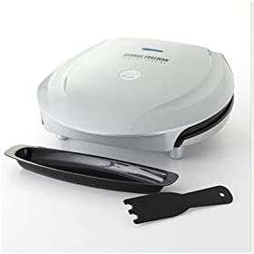 George Foreman GR0030P 103 Square Inch Jumbo Sized Grill