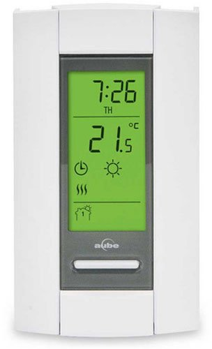 Aube By Honeywell TH115-A-240D-B/U Programmable Electronic Thermostat (Power Heat Register compare prices)
