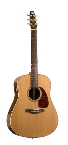 Seagull Artist Mosaic QII Acoustic Electric Guitar