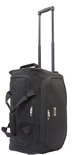 lightweight-wheeled-cabin-travel-bag-suitcase-case-hand-luggage-trolley-holdall