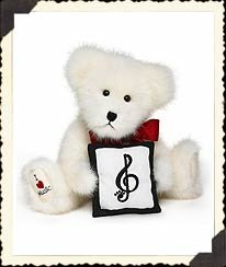 Melody B Bear #903049 I love Music Boyds