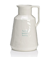 Home Sweet Home Ceramic Jug