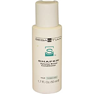 Sebastian Shaper Volume Boost Conditioner for Unisex, 1.7 Ounce