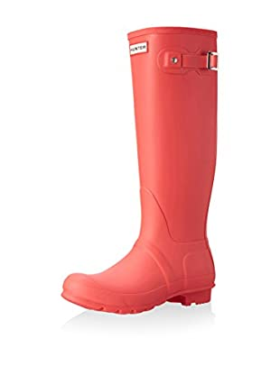 Hunter Botas de agua Original Tall (Coral)