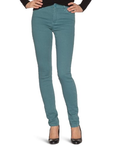 Cheap Monday - Jeans slim, donna, Blu (Petrol), 42 IT (28W/34L)