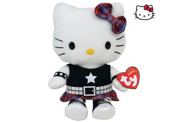 TY HELLO KITTY ROCK