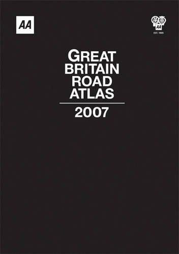 AA Great Britain Road Atlas (AA Road Atlases)