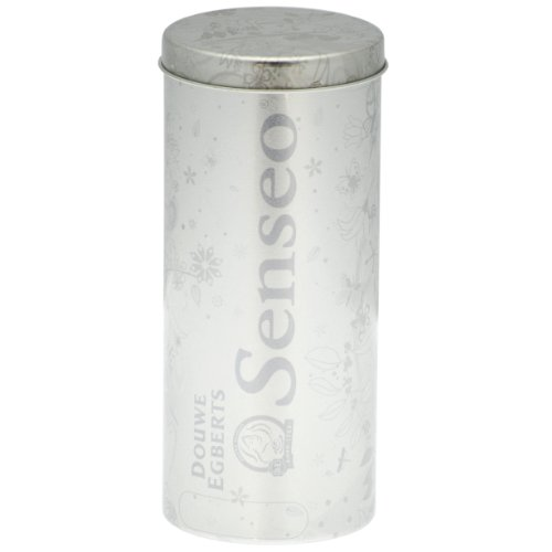 Buy Tord Boontje Senseo Design Pod Canister for 18 Coffee Pods, Silver - Douwe Egberts