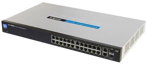 2 Slot PROSAFE 16PORT 10//100//1000 GIG SMART SWITCH 16-10//100//1000Base-T 2 x SFP 16 Port Netgear ProSafe GS716T Ethernet Switch
