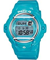 Casio Baby G Ladies Digital Watch BG169R-2BCR