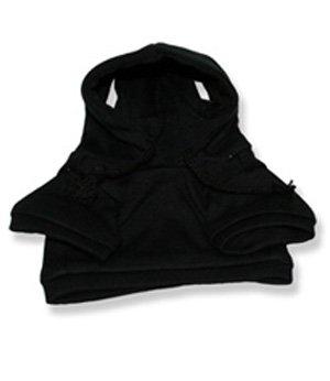 Black Sweatshirt Clothing Fits 8