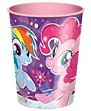 LICENSED CHARACTER PARTY CUPS (16 oz.) (My LIttle Pony)