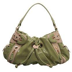 Hype Edyth Drawstring Hobo-style Handbag