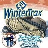 Yaktrax 8006 Wintertrax, One Size Fits Most (Black)