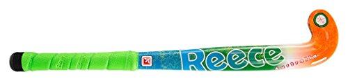 Reece RX Mini Stick Junior Hockeyschläger Kinder grün-blau-orange grün-blau-orange, 18 inch