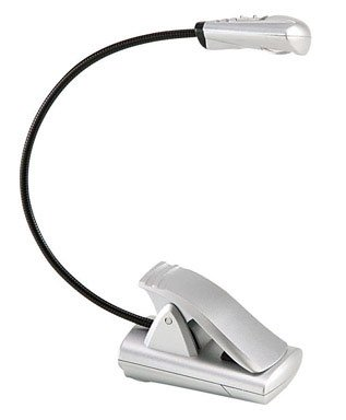 Fulcrum 20010-301 Multi-Flex Led Task Light And Book Light